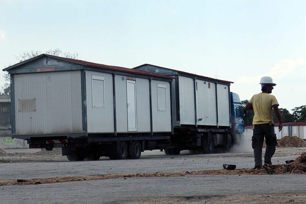 Government prepares new refugee camps