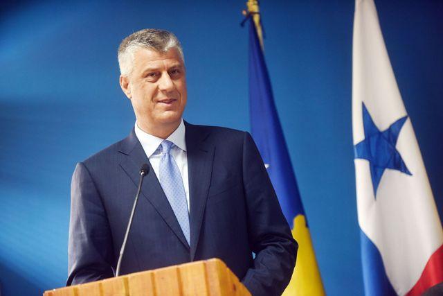 Kosovo is at crossroad, states President Thaçi