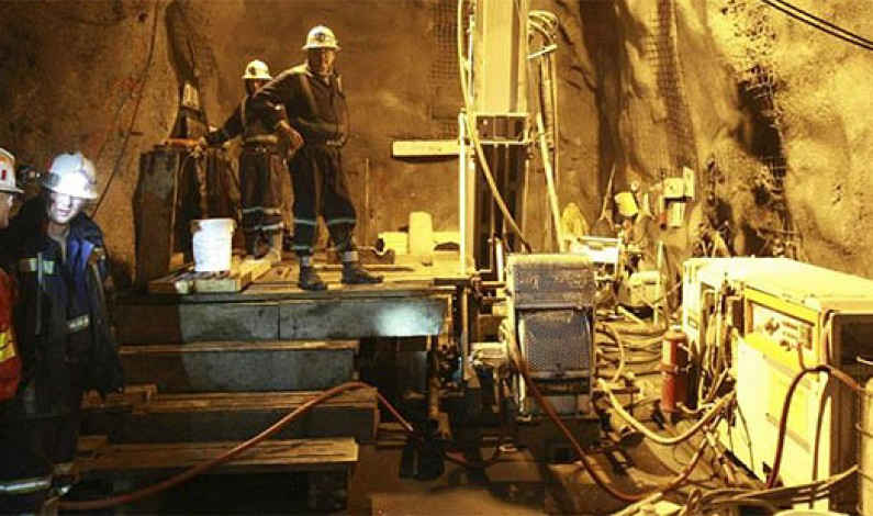 First mine opened in FYROM after 40 years.  Confirmed reserves of 33 million tons