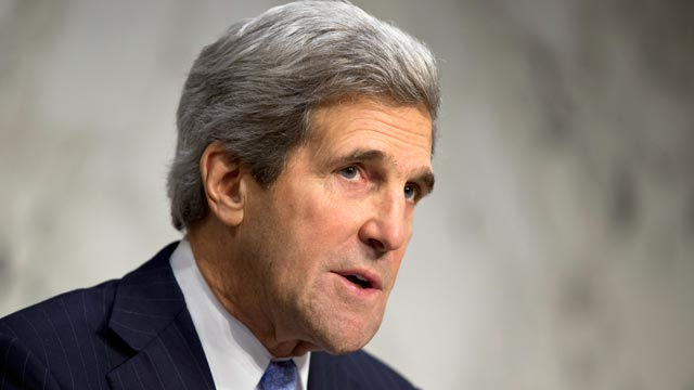 Turkish FM and Kerry talk Syria, extradition of Gülen over phone