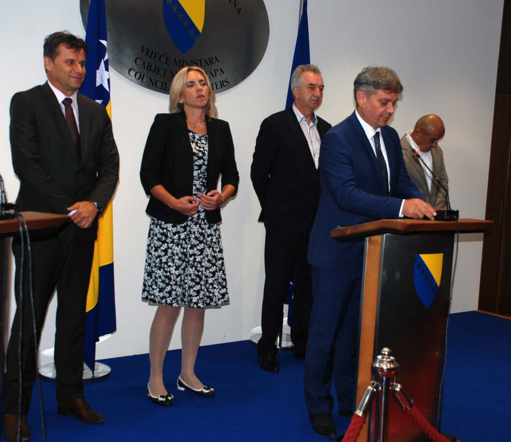 Agreement finally reached on coordination mechanism