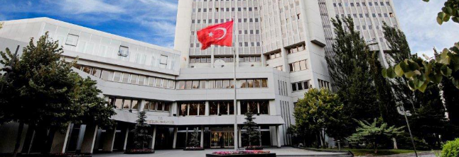 Foreign Ministry of Turkey answers to Greek Presidents' statements