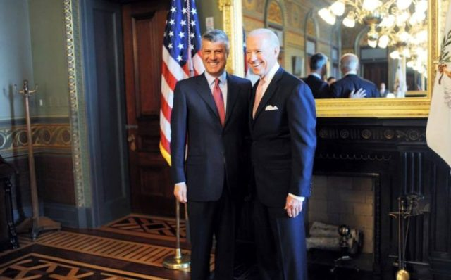 Kosovo is waiting the messages of American Vice President Joe Biden