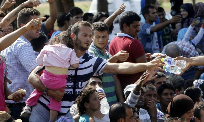 German Interior Ministry: We do not plan to send immigrants from Germany to Greece