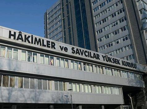 Top judicial body temporarily suspends 648 judges and prosecutors