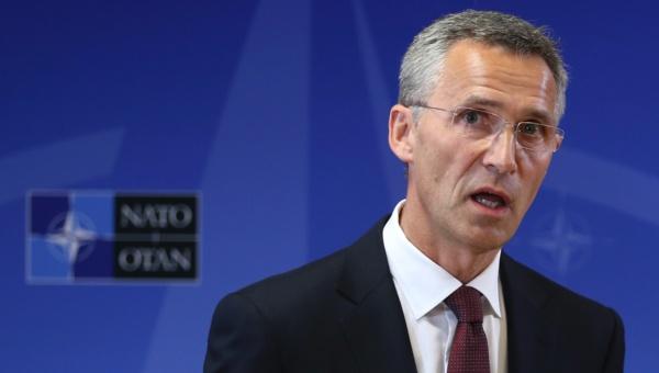 Turkey's membership not a question of debate: NATO
