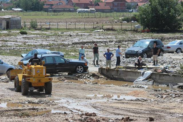 Over five thousand homes damaged during the floods in FYROM