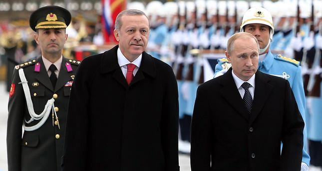 Erdogan – Putin meeting in Moscow aims at reaproachment