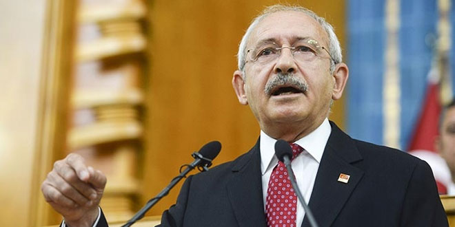 CHP head criticizes Erdoğan over remarks on death penalty at unity rally