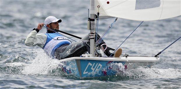 Kontides and Kariolou continue their efforts in sailing at Rio 2016