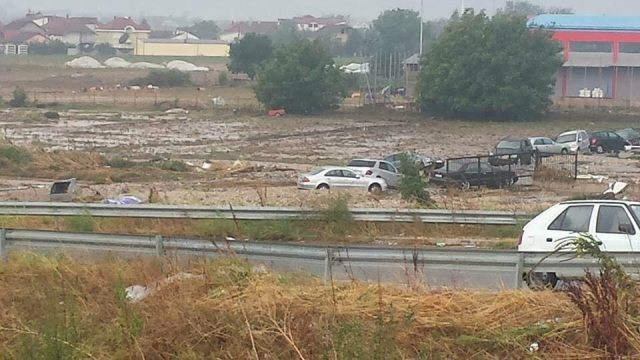 Bad weather causes 21 victims in Skopje, state of emergency announced