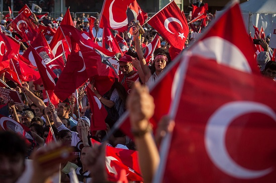 Erdoğan, three parties to hold joint democracy rally in Istanbul