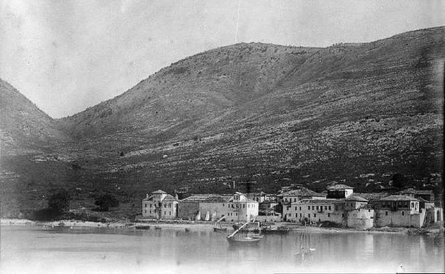 The oldest photo of Saranda is published