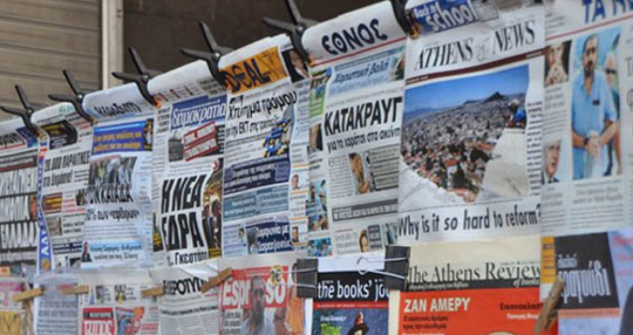 The journalism of interweaving and the war of the media