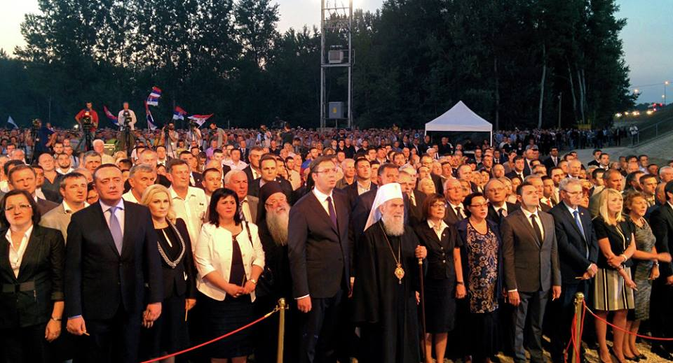 VUCIC: Action 'Storm' was final solution against Serbs