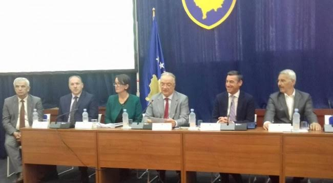 State leaders in Kosovo demand the ratification of the demarcation agreement