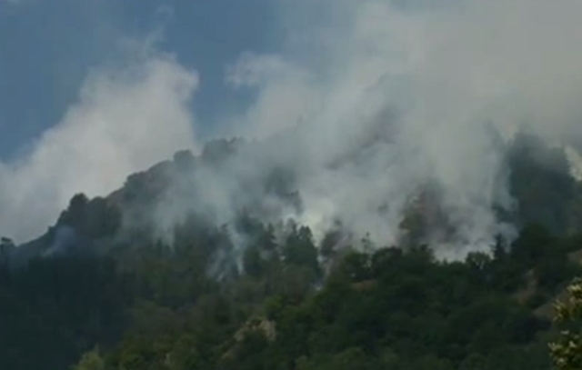 After days of blazes, Bulgaria faces severe fire warnings