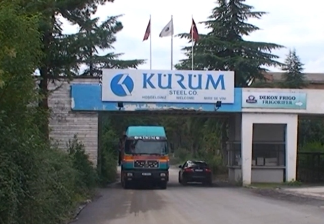 The bankruptcy of the Turkish company that exploited the Metallurgic Plant