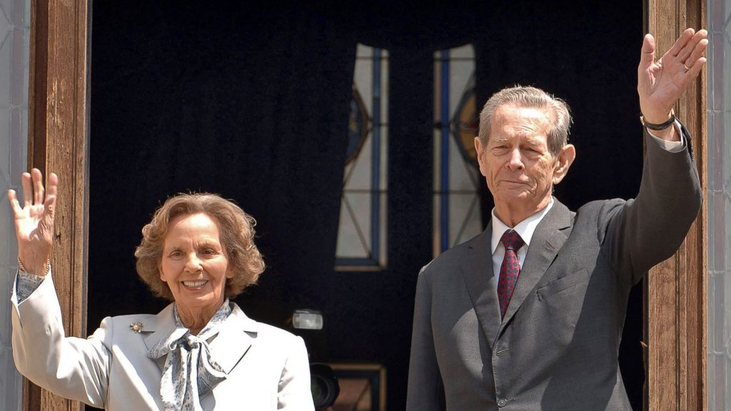 Queen Anne of Romania passes away at the age of 92