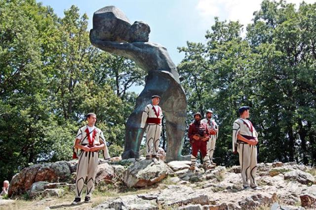 FYROM marks its liberation day