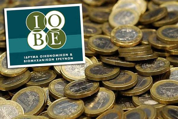 IOBE: Marginal improvement of the economic climate in Greece in July