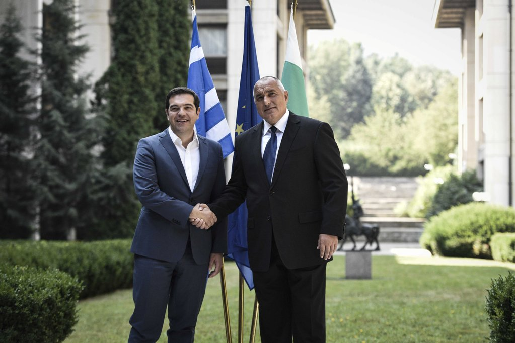 Greece and Bulgaria pillars of stability
