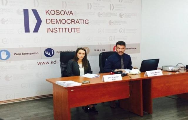 KDI: Citizens are not informed on the dialogue between Kosovo and Serbia
