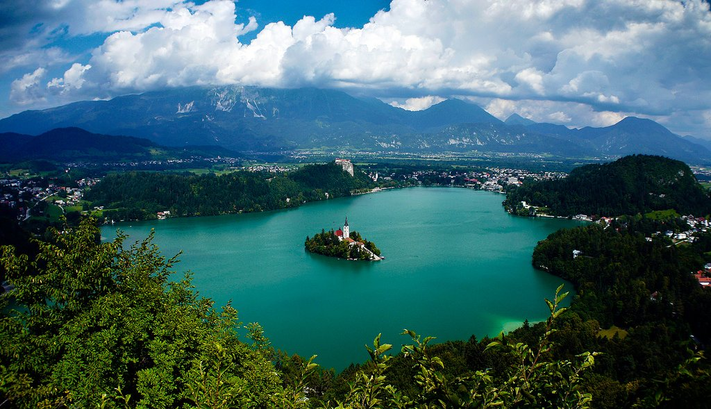Slovenia declared world's first green country
