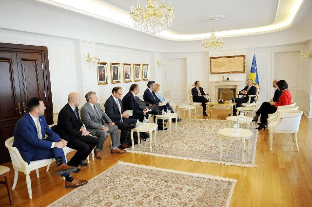 Economy is the key for peace in the Balkan region
