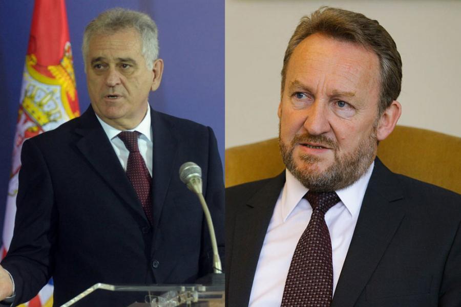 Nikolic: Izetbegovic has an idea on Dodik's assassination
