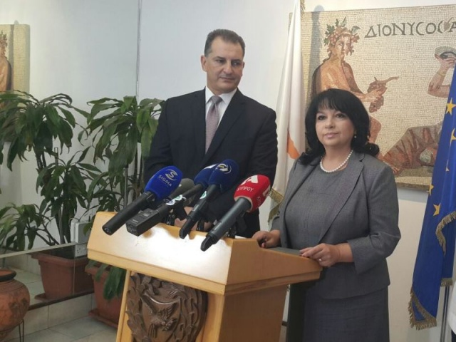 Bulgaria, Cyprus energy ministers discuss gas delivery routes