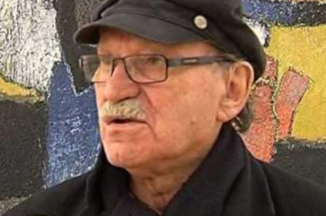 The Albanian Picasso has passed away