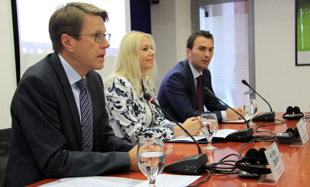 Around 2,9 million euros allocated from the IPA program for cross border cooperation between FYROM and Albania