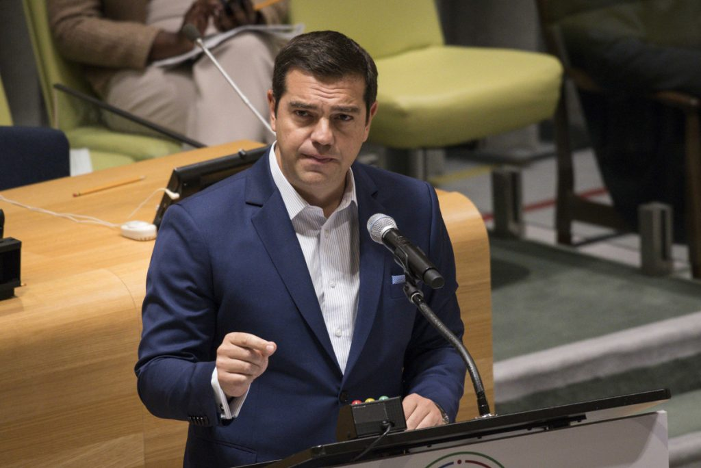 Tsipras: Now is the time for the impairment of debt