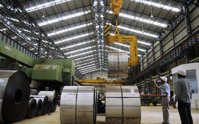 Industrial turnover increases in June