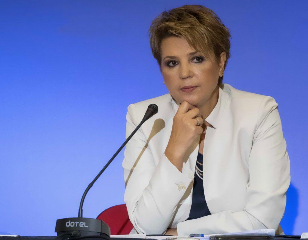 "Interview / IBNA: Olga Gerovasili: ""Kyriakos Mitsotakis is putting the cart before the horse"""