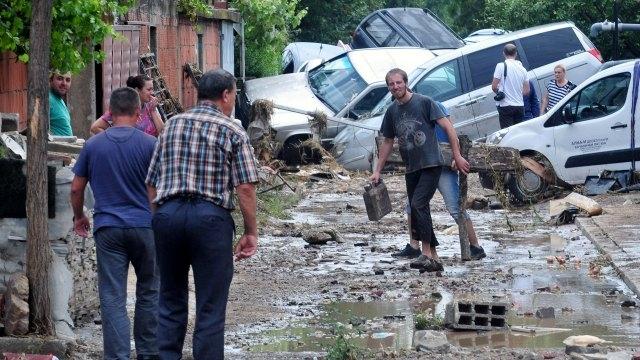 Bulgaria grants 300 000 leva to FYROM over flood damage