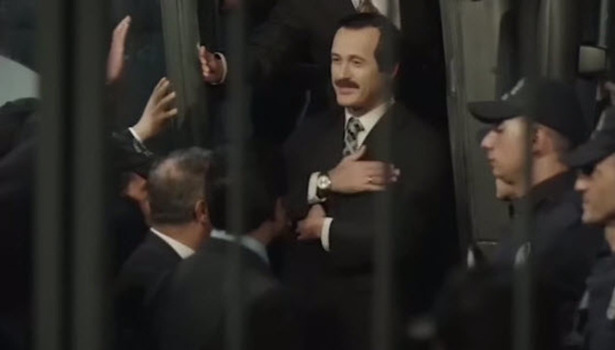 Life of Erdogan to be made into a movie