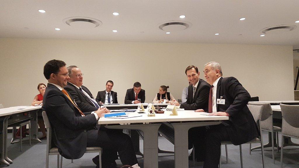 Second quadripartite meeting Greece – Bulgaria – Romania – Croatia takes place in NY