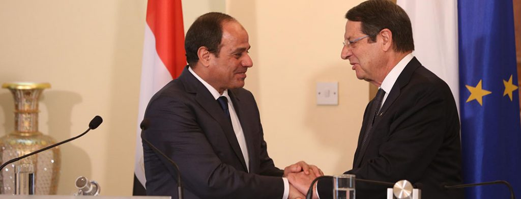 Cyprus – Egypt relations 'excellent and strong', President Anastasiades says