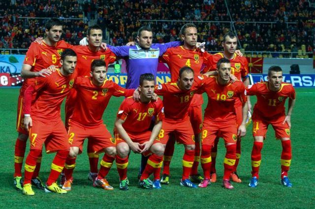 FYROM at the bottom of FIFA ranking