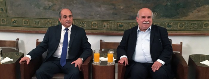 Presidents of Parliaments of Southern Europe issue joint declaration