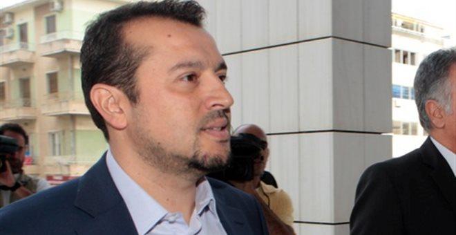 Nikos Pappas to visit Washington