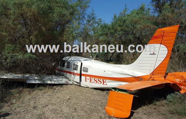 Plane crashes in Durres, there are suspicions for international drug traffic