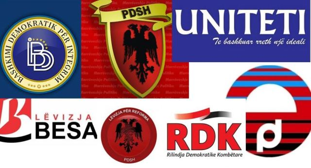 Movements for the creation of new political alliances