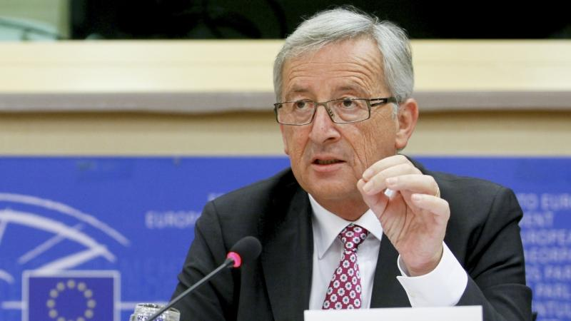 Europe is a driving force that can help bring about the unification of Cyprus, Juncker says