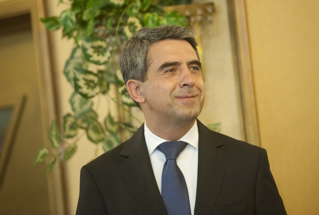 Plevneliev tells EU presidents: 'Main goal not to let Europe fall into crisis of values'