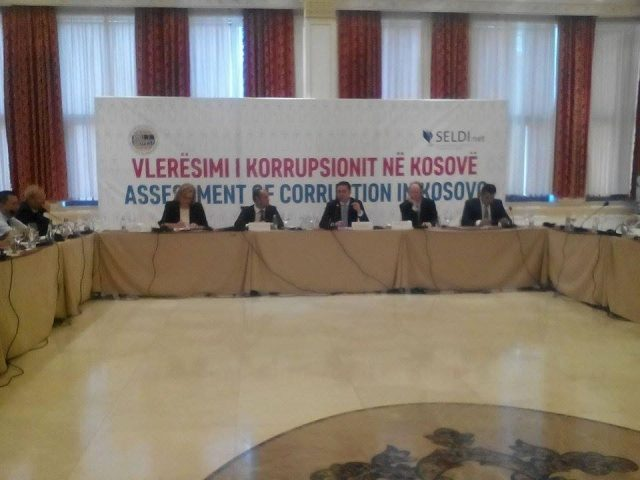 Kosovo: corruption is a serious obstacle in the advancement of democratic processes