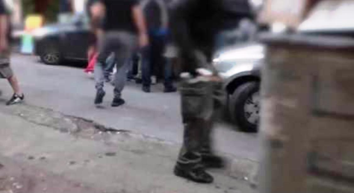 Anarchists and Communists take up joined action against drug dealers