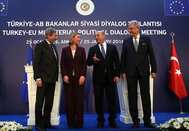Ankara wants timetable on visa-free travel to EU
